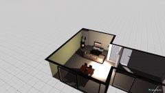 Raumgestaltung Küche in der Kategorie Esszimmer