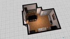 Raumgestaltung Küche_alt_Diele in der Kategorie Esszimmer