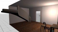 Raumgestaltung Küche_Esszimmer in der Kategorie Esszimmer