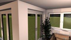 Raumgestaltung Küche_Wohnen in der Kategorie Esszimmer