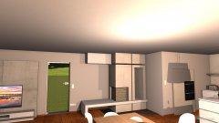 Raumgestaltung Küchen Wohnen in der Kategorie Esszimmer