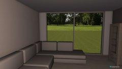 Raumgestaltung KücheWohnzimmer ohne tür in der Kategorie Esszimmer