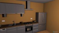 Raumgestaltung kuhinja in der Kategorie Esszimmer