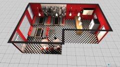 Raumgestaltung laden vorn in der Kategorie Esszimmer