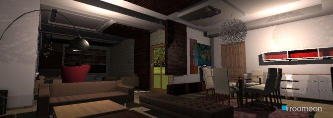 Raumgestaltung latifeh2 in der Kategorie Esszimmer