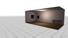 Raumgestaltung Laube in der Kategorie Esszimmer