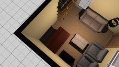 Raumgestaltung living comedor in der Kategorie Esszimmer