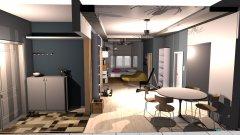 Raumgestaltung Living & Dinning  in der Kategorie Esszimmer