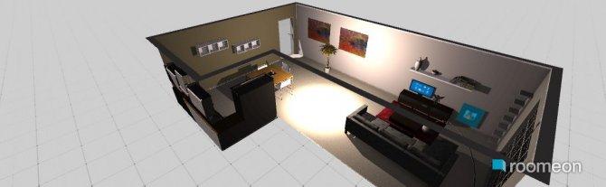 Raumgestaltung living ghaxaq in der Kategorie Esszimmer