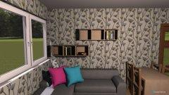 Raumgestaltung Living Room in der Kategorie Esszimmer