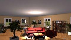 Raumgestaltung living space 1 in der Kategorie Esszimmer