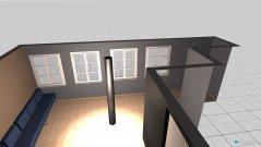 Raumgestaltung Lutetia Nichtraucher in der Kategorie Esszimmer
