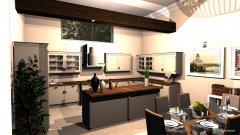 Raumgestaltung luxury living in der Kategorie Esszimmer