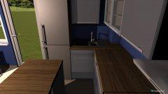Raumgestaltung m6 in der Kategorie Esszimmer