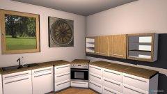 Raumgestaltung Mama Küche in der Kategorie Esszimmer