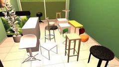 Raumgestaltung Mango Shop in der Kategorie Esszimmer