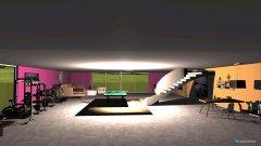 Raumgestaltung mattia gentian haus in der Kategorie Esszimmer