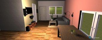 Raumgestaltung meine wohnung in der Kategorie Esszimmer