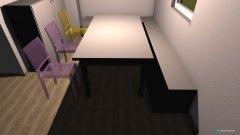 Raumgestaltung meins in der Kategorie Esszimmer