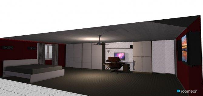 Raumgestaltung Meu quartooo in der Kategorie Esszimmer