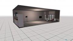 Raumgestaltung model 1 in der Kategorie Esszimmer