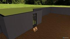 Raumgestaltung Modern House in der Kategorie Esszimmer
