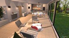 Raumgestaltung Modern Project in der Kategorie Esszimmer