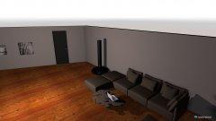 Raumgestaltung Modern in der Kategorie Esszimmer
