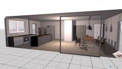 Raumgestaltung Monika 10 in der Kategorie Esszimmer
