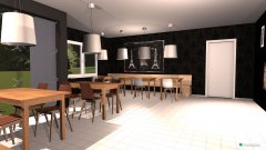 Raumgestaltung Münster Pizzeria in der Kategorie Esszimmer