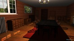 Raumgestaltung My Design of a Dining Room in der Kategorie Esszimmer