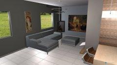 Raumgestaltung My home L-Form in der Kategorie Esszimmer