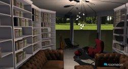 Raumgestaltung MY library in der Kategorie Esszimmer