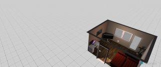 Raumgestaltung nathalie wohnzimmer in der Kategorie Esszimmer