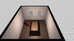 Raumgestaltung Neue Wohnung - Konferenz- und Esszimmer in der Kategorie Esszimmer
