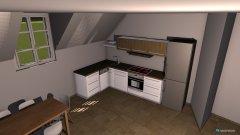 Raumgestaltung Neue Wohnung Stube zeigen in der Kategorie Esszimmer