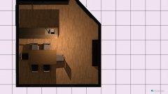 Raumgestaltung Neuer Tisch in der Küche in der Kategorie Esszimmer