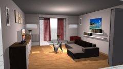 Raumgestaltung obyvacka 2 in der Kategorie Esszimmer