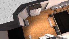 Raumgestaltung OG in der Kategorie Esszimmer