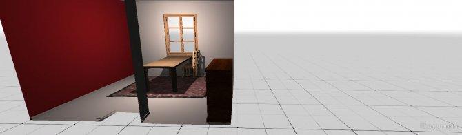 Raumgestaltung Ostseezimmer in der Kategorie Esszimmer