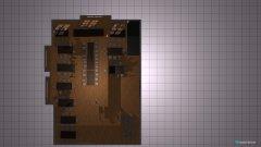 Raumgestaltung OtsepaevSobol_15-.08.2015-Variante 1 in der Kategorie Esszimmer