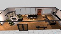 Raumgestaltung Park in der Kategorie Esszimmer
