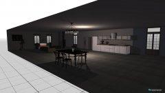 Raumgestaltung Peters Traum in der Kategorie Esszimmer