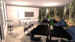 Raumgestaltung Platzverhältnis Kantine  in der Kategorie Esszimmer