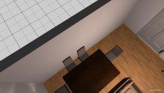 Raumgestaltung pokoj duzy in der Kategorie Esszimmer