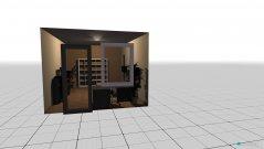 Raumgestaltung pokoj dzienny in der Kategorie Esszimmer