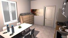 Raumgestaltung pomieszczenie socjalne in der Kategorie Esszimmer