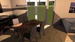 Raumgestaltung pppppp in der Kategorie Esszimmer