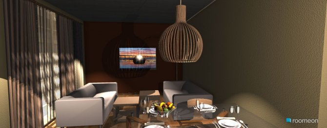 Raumgestaltung project 2 in der Kategorie Esszimmer
