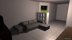 Raumgestaltung Projekt in der Kategorie Esszimmer